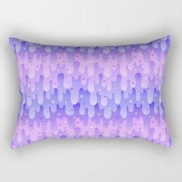 Lavender Slime Rectangular Pillow