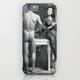 SHAVING iPhone Case