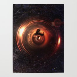 Spelljammer and the Dust of a Thousand Stars Poster