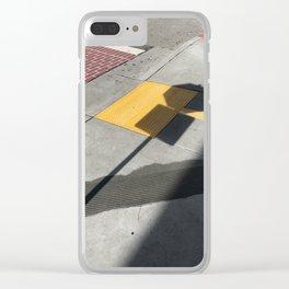 From a Garden Walk Clear iPhone Case