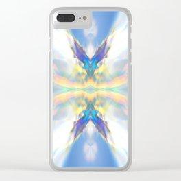 s a h a r a n s p i r i t Clear iPhone Case