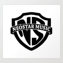 NeoStar Music Official Art Print