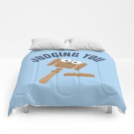 Held In Contempt Comforters