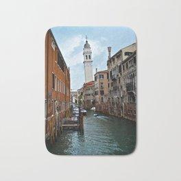 Leaning Venice Bath Mat