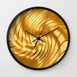 Goldie X Wall Clock