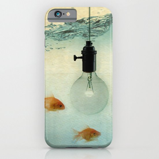 Fishing for ideas iPhone & iPod Case