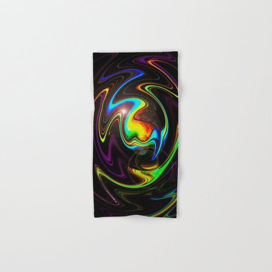 Abstract Perfection Hand & Bath Towel