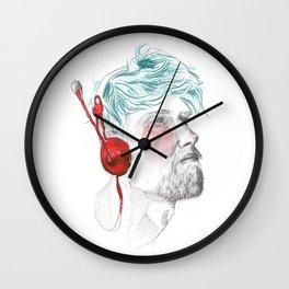 Pensando Wall Clock