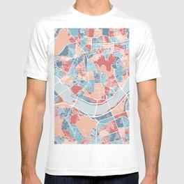 Seoul map T-shirt