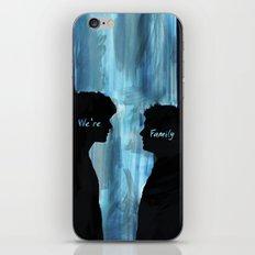 We're Family - Supernatural iPhone Skin
