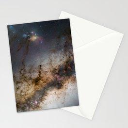 "Sagittarius Constellation ""340-million pixel starscape"" Stationery Cards"