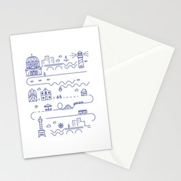 Copenhagen Stationery Cards