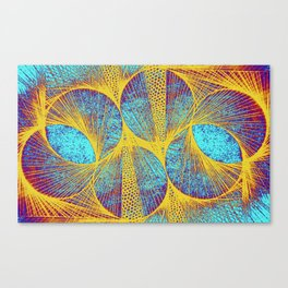 kaleido Canvas Print
