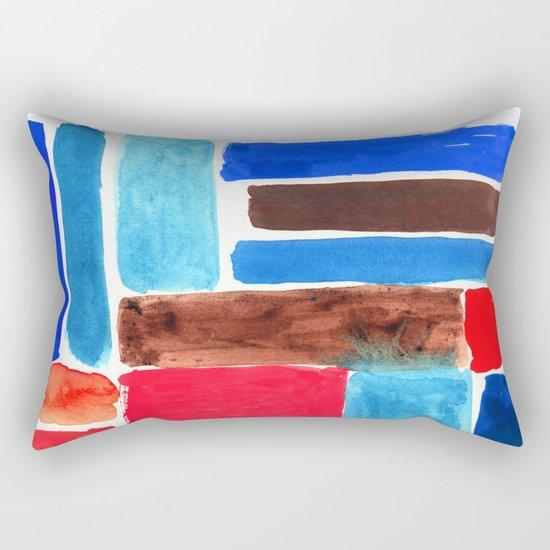 Pools Project Rectangular Pillow