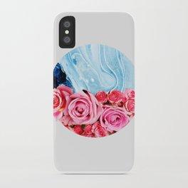 Unexpected Blossom #society6 #decor #buyart iPhone Case