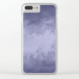 void Clear iPhone Case