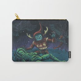 Psychopomp for the Previous Incarnation Carry-All Pouch