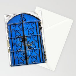 Blue Steel Stationery Cards
