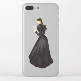 Leave a note for your next of kin, tell'em where you been. Clear iPhone Case