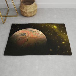 Space Exploration Rug
