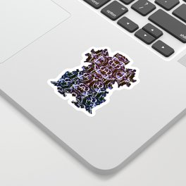 Ascension Lord Sticker - Transparent Background Sticker