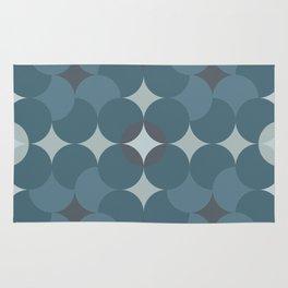 Blueprint Pattern N3 Rug
