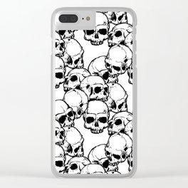 Skool Clear iPhone Case