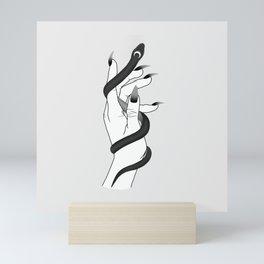 Slither Mini Art Print
