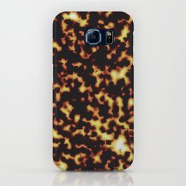 Tortoise Shell 70's X iPhone Case
