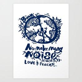 NMW1 Art Print