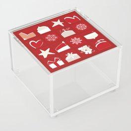 Christmas Time Acrylic Box
