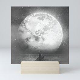The Last Man Mini Art Print