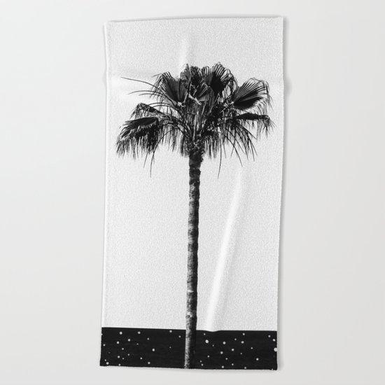 Coconut Tree #society6 #decor #buyart Beach Towel