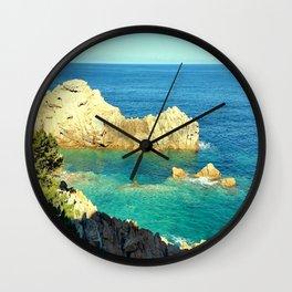 Costa Paradiso - Sardinia Wall Clock