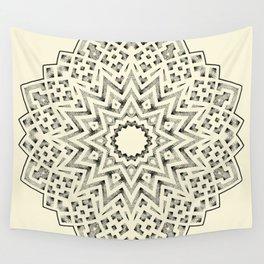 Mandala 6 Wall Tapestry