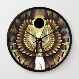 The Great Mother - Isis Wall Clock