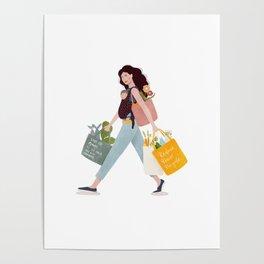 Weekend errands Poster