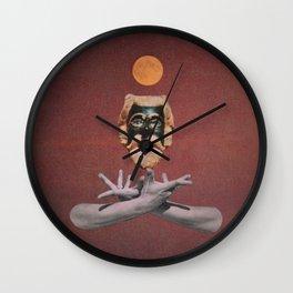 Hidden Figure Wall Clock