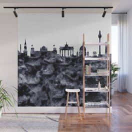Berlin Skyline Germany Wall Mural