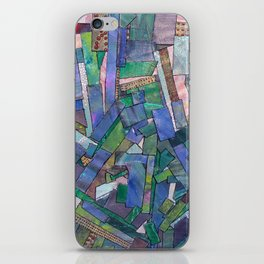 Pieces iPhone Skin