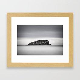 Tautuku Bay, New Zealand Framed Art Print