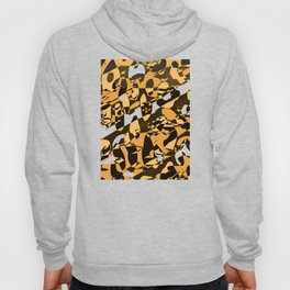 Wild Animal Print ABS Hoody