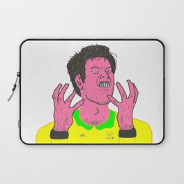 Table Tennis Mad Part 2 Laptop Sleeve