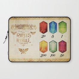 Legend of Zelda - Tingle's The Rupees of Hyrule Kingdom Laptop Sleeve