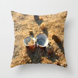 Beach Set - 1 Throw Pillow