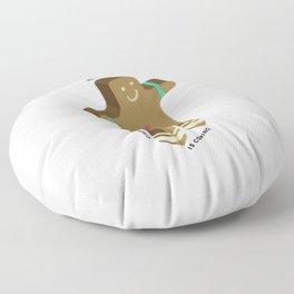 GINGERBREAD MAN Floor Pillow