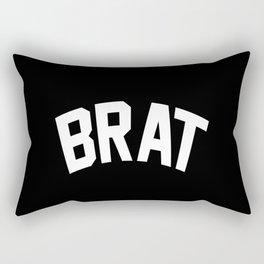 BRAT Rectangular Pillow
