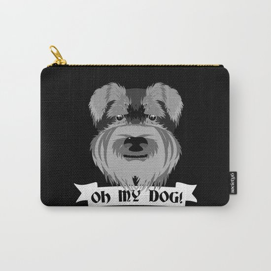Oh My Dog Carry-All Pouch