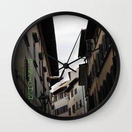 Pizzicheria Wall Clock