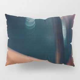 Pole Dancer Abstract Pillow Sham